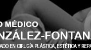 Logotipo clinica cirugia estetica valencia González-Fontana