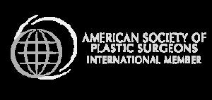 Miembro de la American Society of Plastic Surgeons