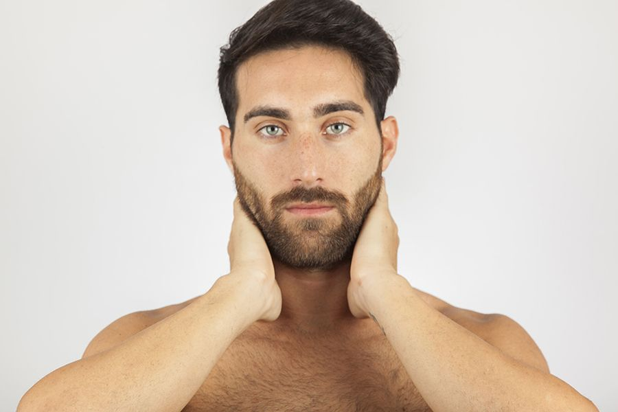 tratamiento facial para hombres en Valencia