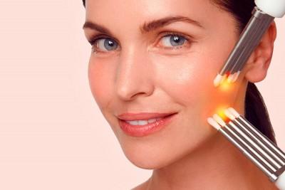 tratamientos de rejuvenecimiento con laser, IPL, etc.