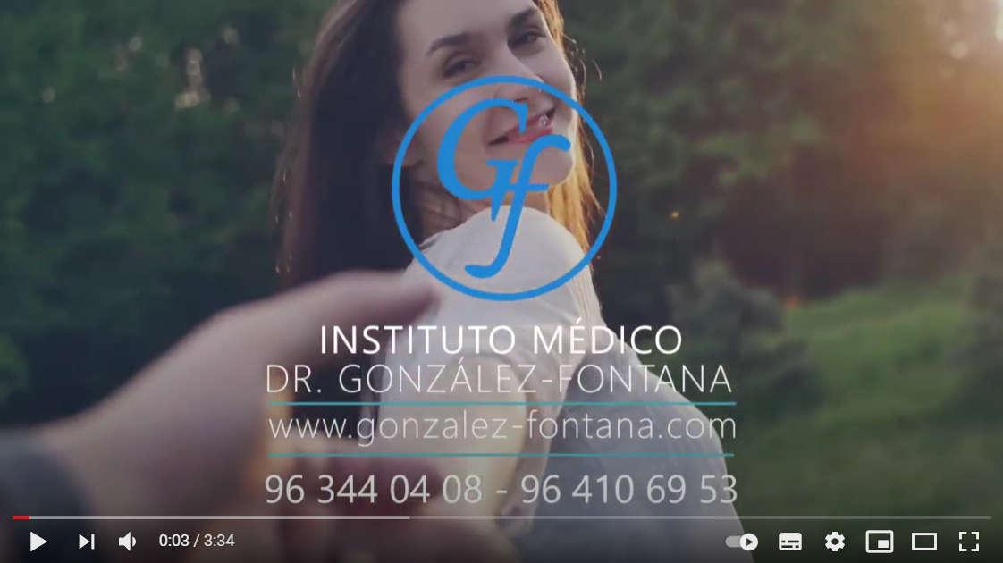 Video mastopexia en Valencia y Castellon Dr. González-Fontana