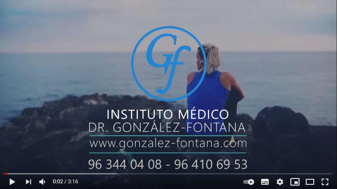 Video de reduccion de pecho en Valencia y Gandia Dr. González-Fontana